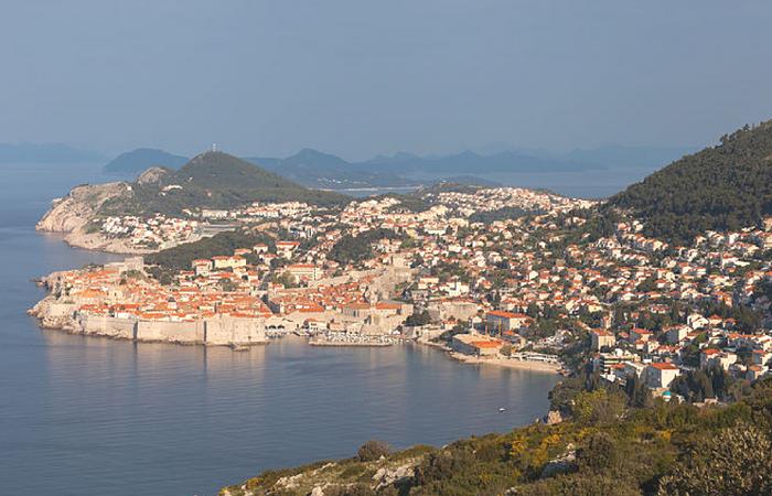 DayHiker Does Dubrovnik