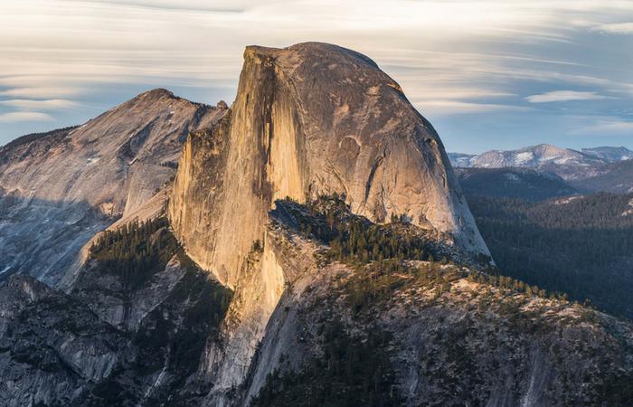 Day Hike Half Dome (Yosemite)