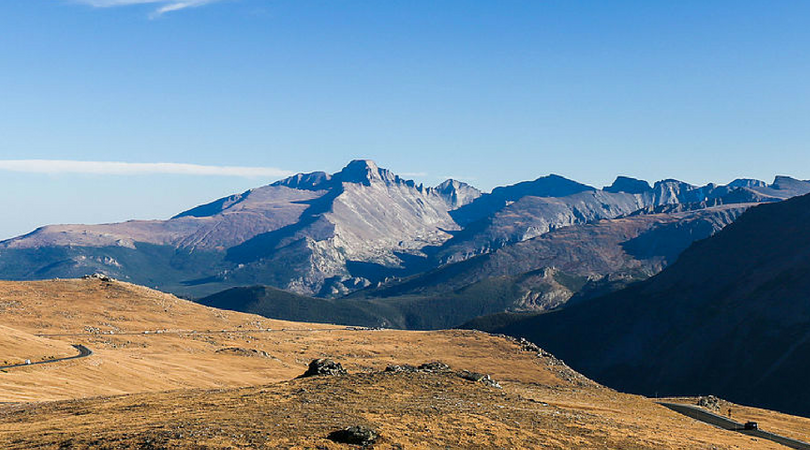 longs peak day hike