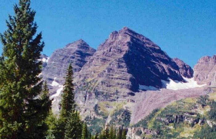 ColoradoRocky Mountains – Maroon Bells