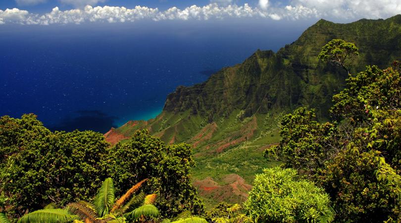 Hawaii (Kauai) – Na Pali Coast Day Hike