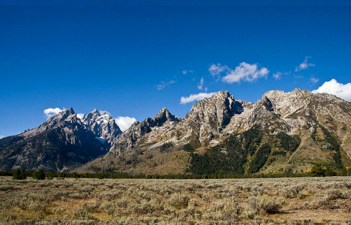 Wyoming:  Grand Tetons – Cascade/Paintbrush Loop Hike