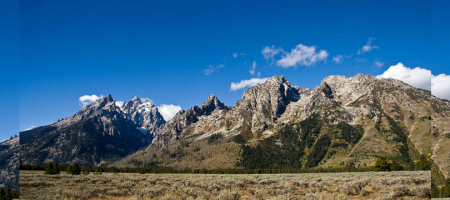 Grand Tetons Day Hike