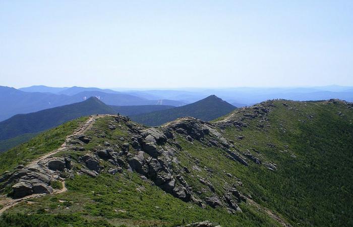 New Hampshire to Mt Washington : Presidential Traverse