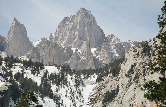 Mt. Whitney – One Day Hike